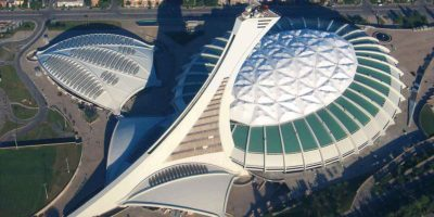 "The Montreal Olympic Stadium or the ""Big Owe"""